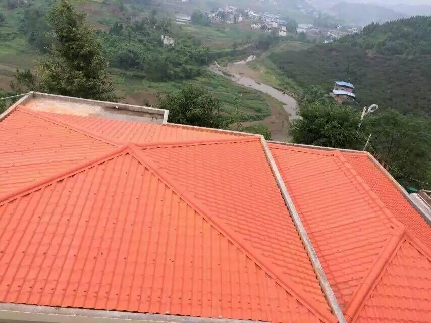 树脂瓦3 - 广西南宁久泰钢结构工程有限公司